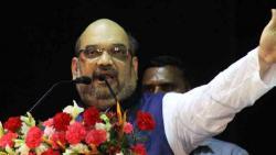 "KCR, Rahul pursue ""break in India"" while Modi follows ""Make in India"" policy"