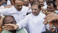 End of Grand Alliance broke trust of 11 cr People of Bihar: Sharad Yadav