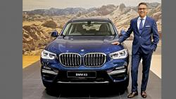 BMW launches X3 at Rs 49.99 lakh