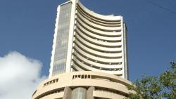 Sensex up 150 points; Nifty ends short of 10,800 mark