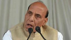 Oppn faces credibility crisis, Cong resorting to lies: Rajnath Singh