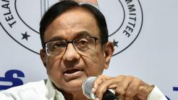 J&K Governor feels democracy is outdated: Chidambaram