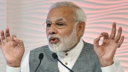 Congress spreading lies by hiring foreign agencies: Modi