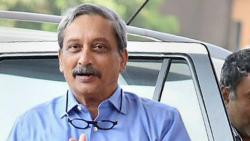 Parrikar presents Rs 17,123-crore Goa budget