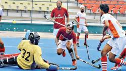 Chandigarh thrash Namdhari 4-1