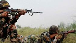 Indian, Pakistani Army trade heavy fire on LoC
