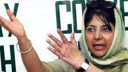 Mehbooba seeks separatist leader's release on humanitarian grounds