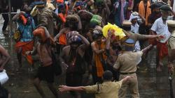 Heavy rush at Sabarimala, hartal in Kerala against preventive detention