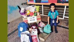 CM International School celebrates 'Joy of Giving'