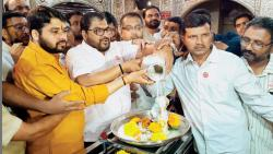 Farmers' protest may lead to milk shortage