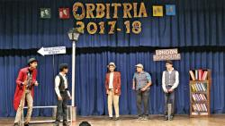 Orbit School holds Speech and Prize Day