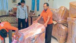 Packers & movers not affected by plastic ban