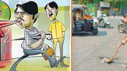 Anti-spitting drive in city by PMC intensifies