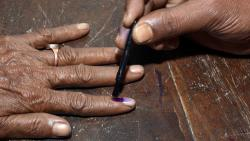 Moderate polling in Tripura Assembly elections