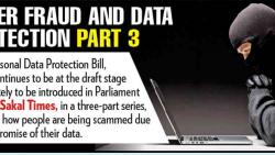 Data protection Law is need of the hour to improve the country's image