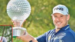Sharma finishes T-27; Lee Westwood wins title