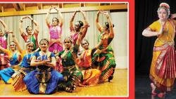 In service of Bharatanatyam