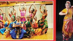 In service of Bharatanatyam