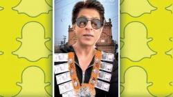 Makers of 'Zero' launch India's Snapchat filter