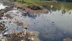 Fishermen worried over rising water pollution