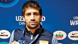 Ravi wins silver at U-23 world wrestling