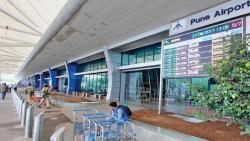 75% pending work of Pune Airport completed in 2017