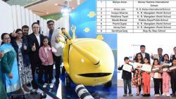 Hyundai Motor India unveils 'Brilliant Kids Motor Show 2018'