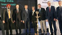 Skoda, VW launch new tech centre in Pune