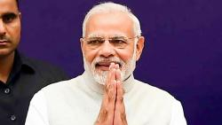 PM pitches for double-digit GDP growth, raising India's share in world trade