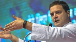 Country may burn, but Modi only interested in becoming PM again: Rahul Gandhi