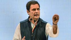Linking Congress to data scam diversionary tactics: Rahul Gandhi