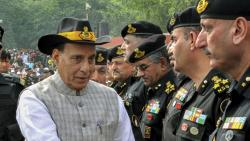 Terrorists devising new strategies to strike: Rajnath Singh
