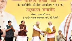 Successful NDA alliance is due to roots of democracy in BJP: Modi