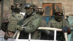 Militant, among 3 killed in J&K forest shootout