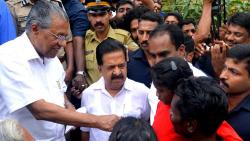 724,649 people in relief camps: Kerala CM
