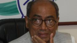 Digvijay Singh says Cong votes get reduced if he campaigns