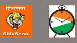 Shiv Sena, NCP block proceedings in Houses