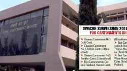 PCB misses out on the Swachh Survekshan awards this year