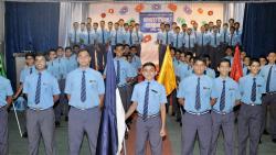 JN Petit School holds Investiture prog