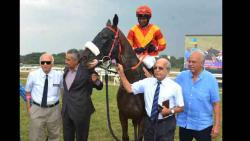 Caprisca wins Indian St. Leger