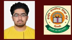 City boy scores 100 pc in JEE-Main