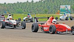 MRF F1600 triple-header to highlight 12-race card