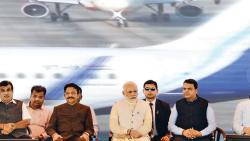 Aviation sector set to soar in India: PM