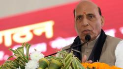 'Mahagatbandhan' exposes opposition's fear of BJP: Rajnath Singh
