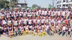 Natl School Rollers Skating and Hockey Tourney starts in Belgaum
