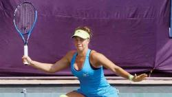 Mariam upsets 4th seed to enter semis