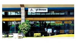 New terminal bldg work at Pune airport delayed