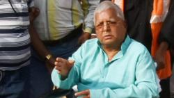 Lalu admitted to Patna hospital