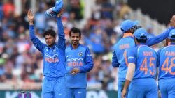 Kuldeep's magic, Rohit's grace take India to emphatic victory