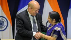 India, France hold talks on deepening bilateral cooperation